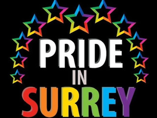 Pride in the Park — Surrey