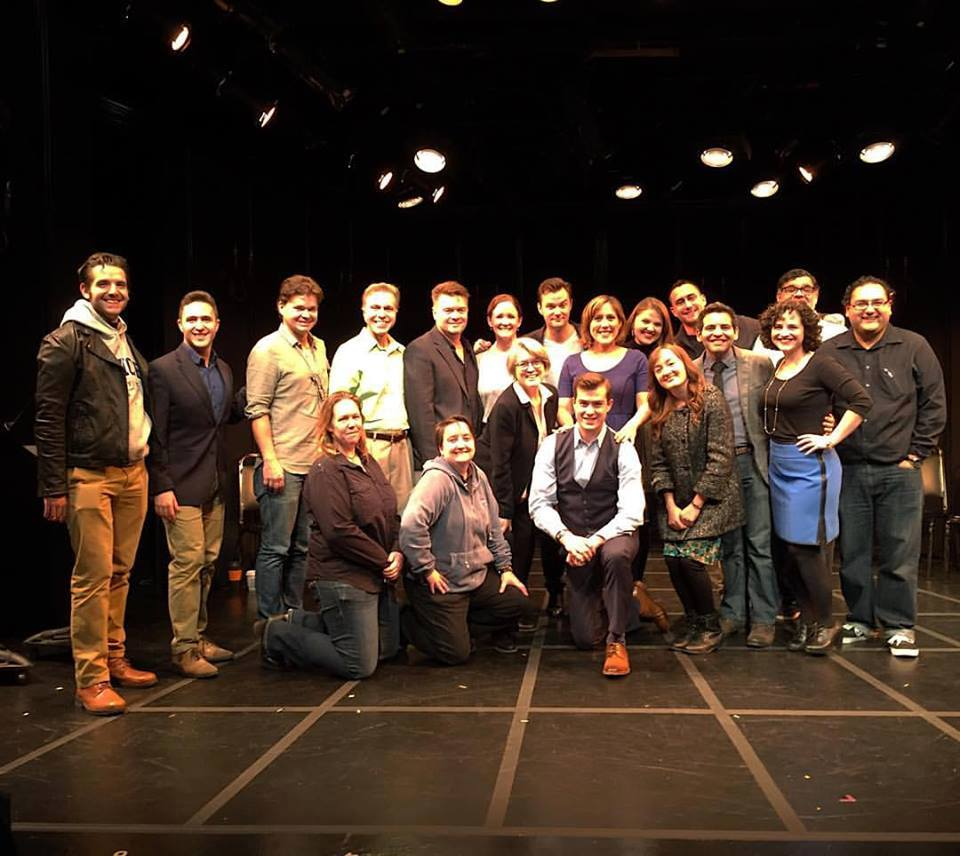 On the Air - The York Theatre Company