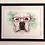 Thumbnail: Framed Single Matte 9x12 Pet Portrait