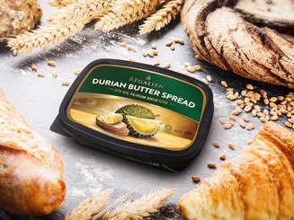 Regalien Durian Butter Spread Identity Design