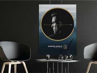 Centre Circle Audio Brand Visual
