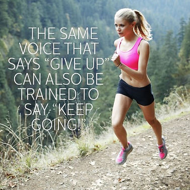 Personal trainer motivationg quote