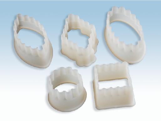 5-PC Various Shapes Nylon Cutter