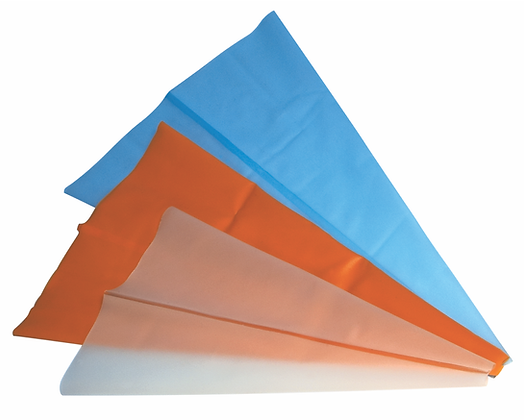 Double Color Superflex Pastry Bag 18 Inch (2 opening at the tip)