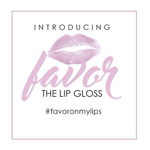 FAVOR - Lip Gloss