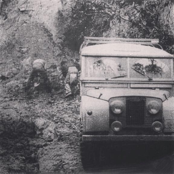 oficina mecânica de Land Rover