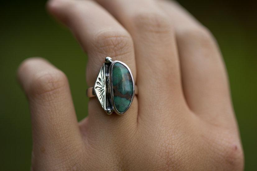 Damele Sterling Silver Ring