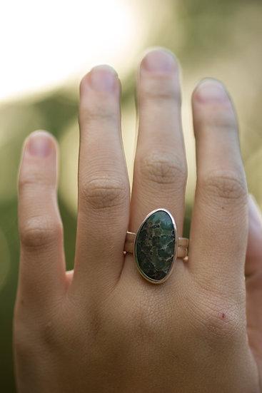 High Grade Damele Sterling Silver Ring