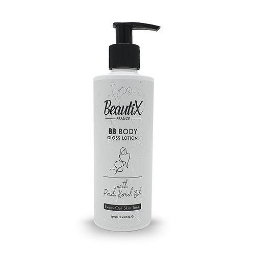 BB Body Gloss Lotion с маслом персиковой косточки 250 мл