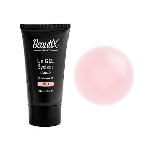 Unigel system Beautix 1003 (нежно-розовый) 30 мл