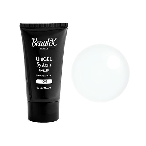 Unigel system Beautix 1002 (белый) 30 мл