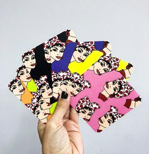 Pop Coasters