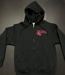 black-with-pink-beerutiful-zip-up-hoodie