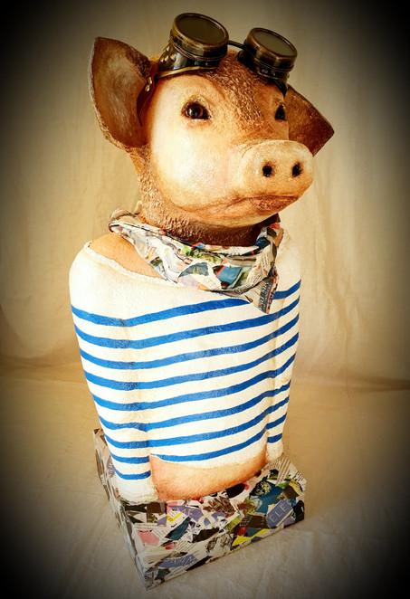 Marius, le cochon