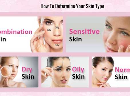 Which Skin Type Are You?