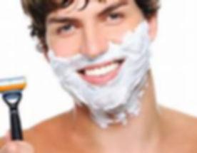 men shave skn routine poole dorset bournemouth