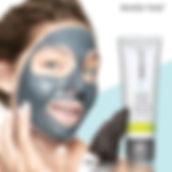 charcoal mask facial skincare bournemouth poole dorset