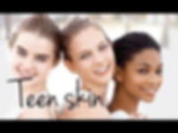 Teens with clear skin poole bournemouth dorset