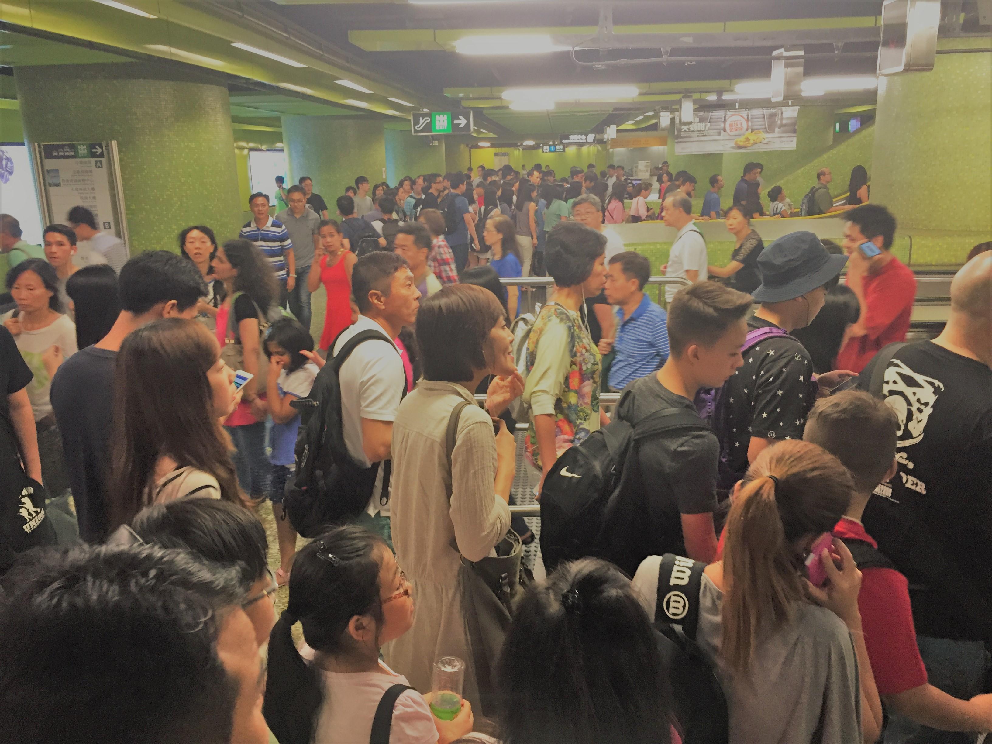 Sheung Wan MTR
