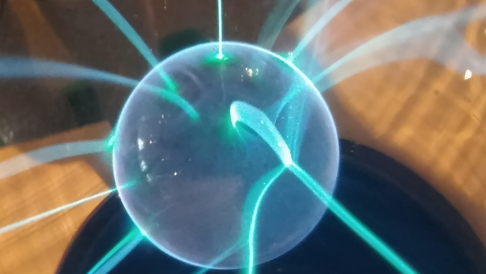 Connecting orb