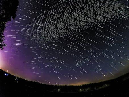 Saiba quando os satélites Starlink vão passar em sua cidade!