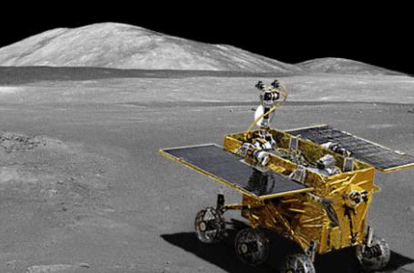 Chang'e-5 pousa na Lua e se prepara para a coleta de amostras