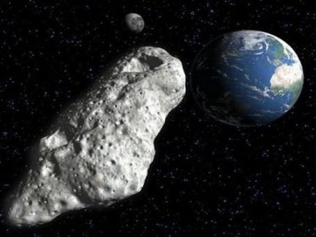 Asteroide gigante passará 'próximo' da Terra neste fim de semana