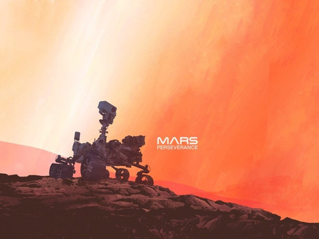 Rover Perseverance registrou vídeos e sons de Marte; confira