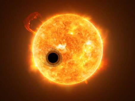 Nova descoberta: exoplaneta tão grande quanto Júpiter, mas 10 vezes mais leve