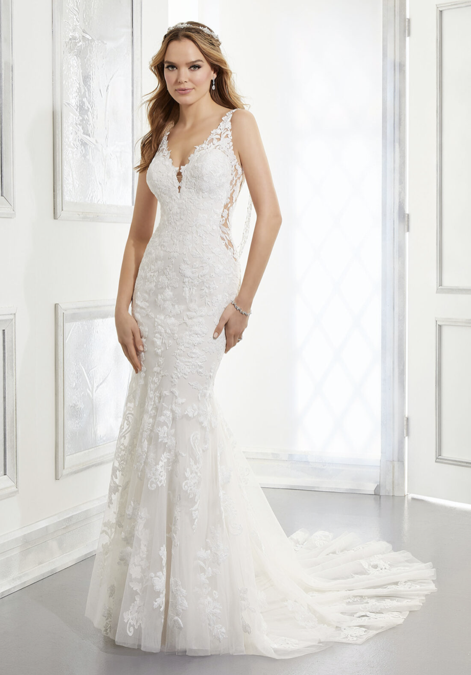 Alessia Wedding Dress 5863