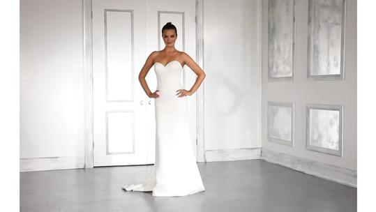 Bailey wedding Dress 12101