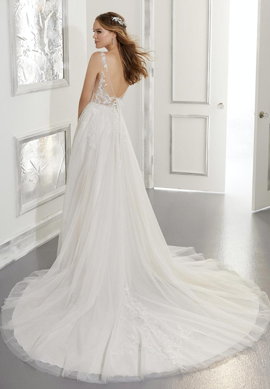 Angela Wedding Dress 5879