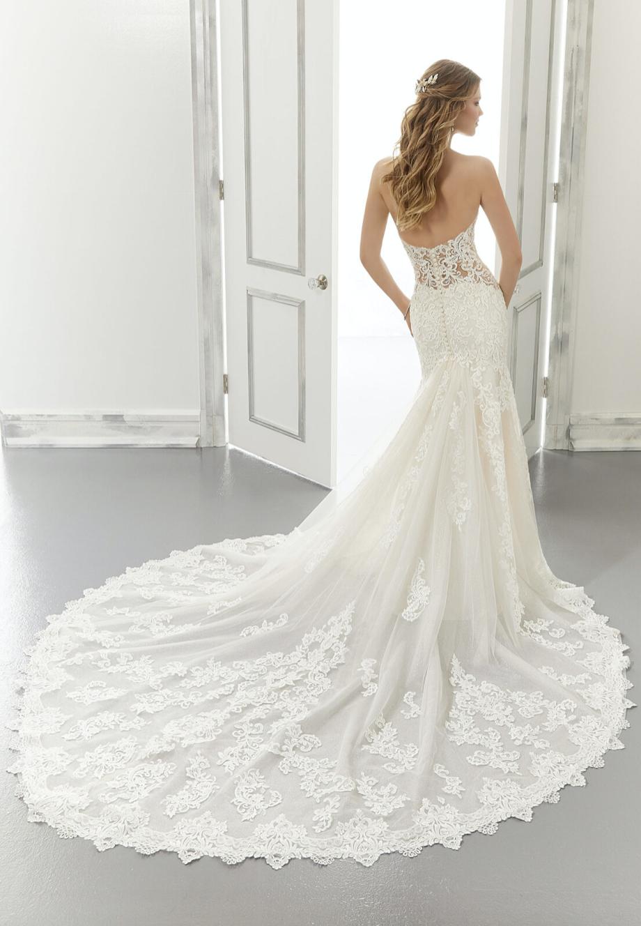 Allison Wedding Dress 2188