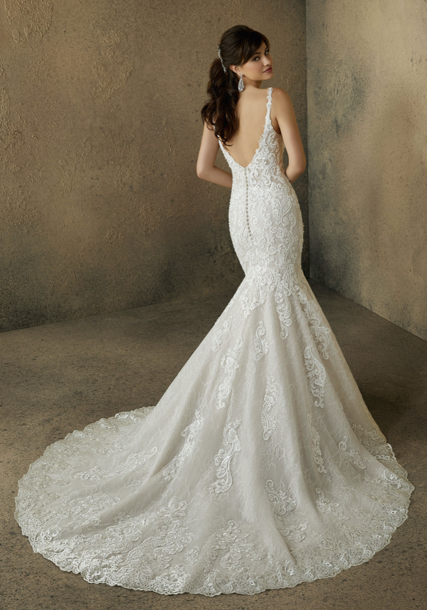 Renee Wedding Dress 2093