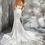 Thumbnail: Morilee Lizzie Wedding Dress 8283