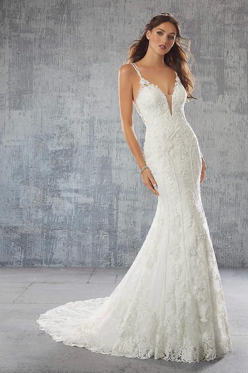 Morilee Suzette Wedding Dress 1021