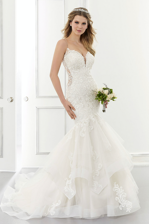 Morilee Alexis Wedding Dress 2182