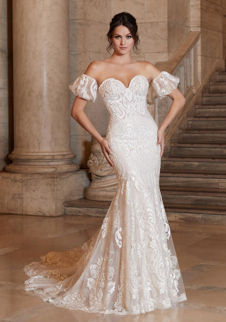 Antoinette Wedding Dress 1041
