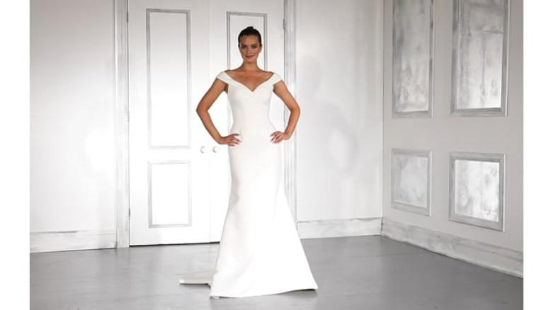 Berkeyey Wedding Dress 12105