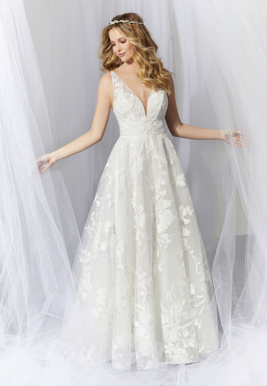 Alaina Wedding Dress 6932