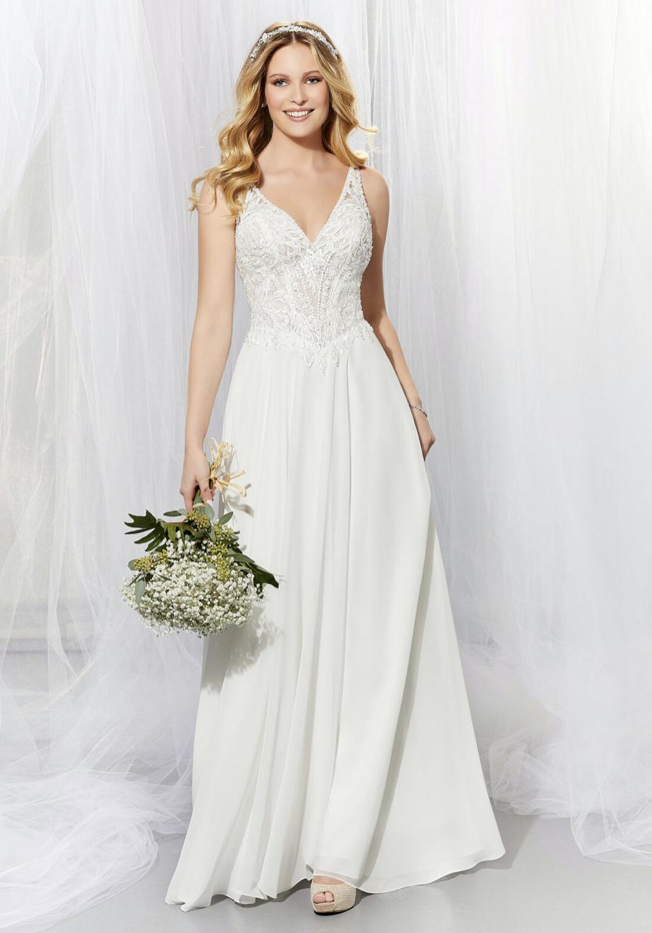 Alicia Wedding Dress 6937