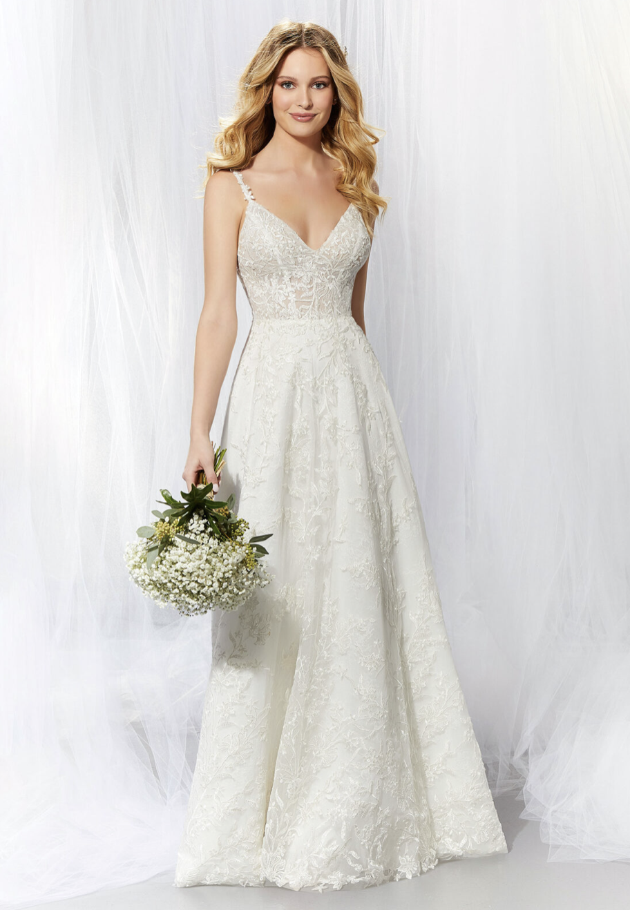 April Wedding Dress 6935