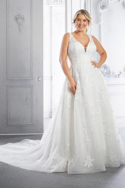 Morilee Carla Wedding Dress 3327