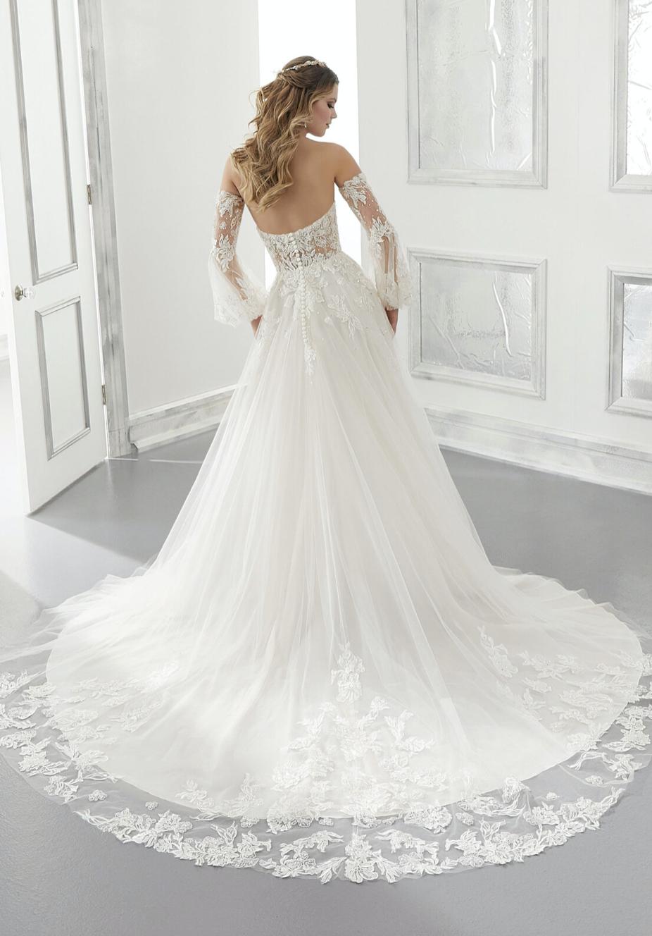 Antonella Wedding Dress 2183