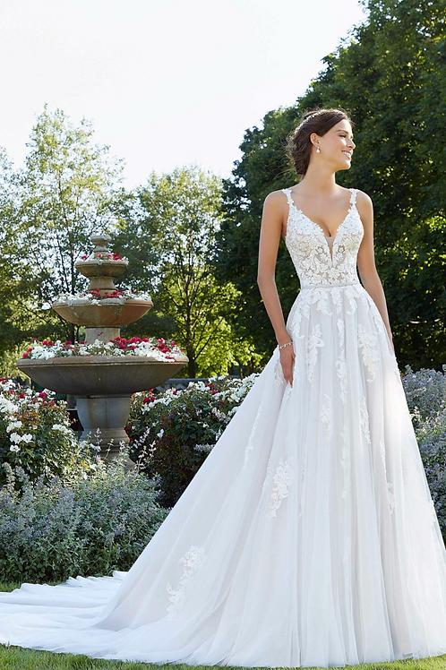 Morilee Sparrow Wedding Dress 5805