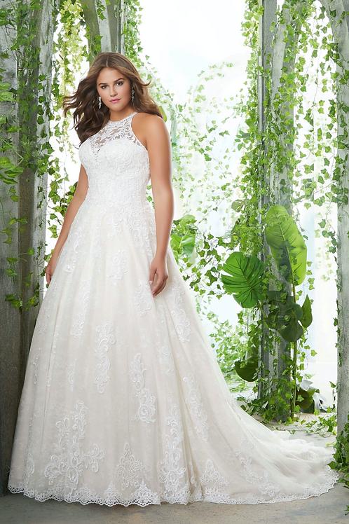 Morilee Perla Wedding Dress 3256