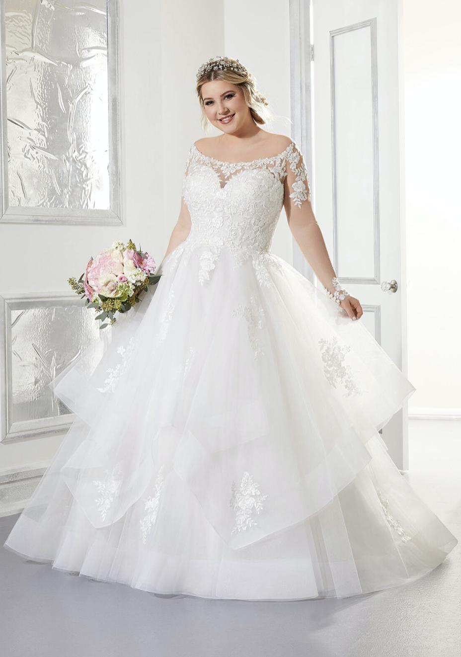 Alyssa Wedding Dress 3308