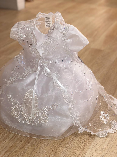 White Gown 29185-1