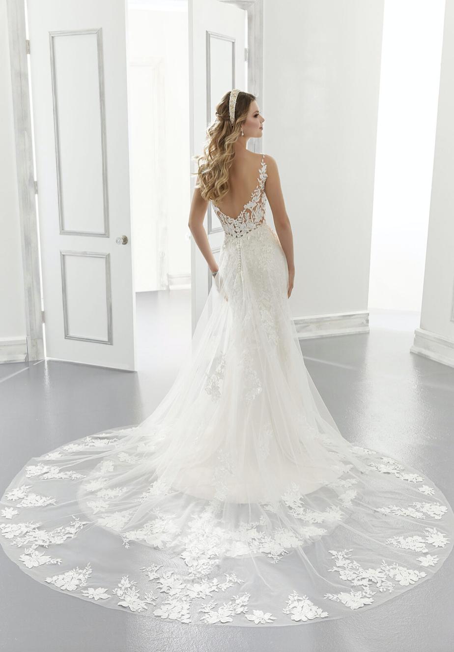Amalia Wedding Dress 2186