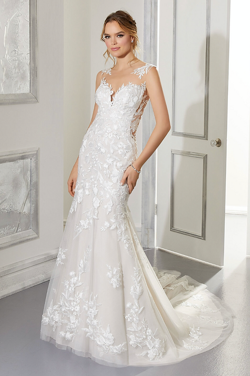 Morilee Andrea Wedding Dress 5876